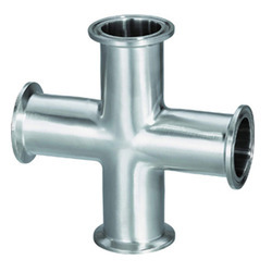 Stainless Steel Cross Fitting 321