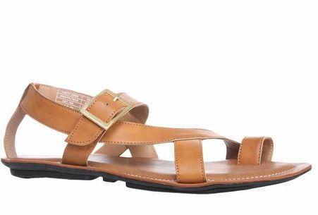 464fd84f1de2f0 Bata Brown Sandals For Men