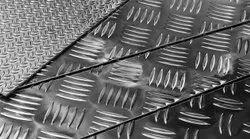 Aluminium Checkered Plate 1100