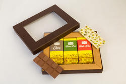 Velvet Fine Chocolates VFC Chocolate Bar Delight