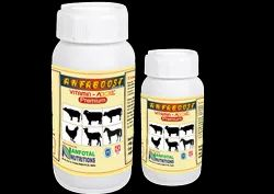 Horse Multivitamin Feed Supplement & Tonic (Anfaboost Vitamin AD3E)