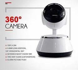 1.3 MP Wireless Cctv Camera, 15 to 20 m