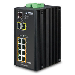 L2 Ring Managed Gigabit Ethernet Switch IGS-10020PT