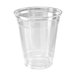 Plain Plastic Disposable Cup, Packaging Type: Packet