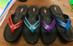 Park Black EVA Paro Ladies Slipper, Size: 5-8
