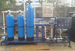 SANITIZER WATER TREATMENT PLANT