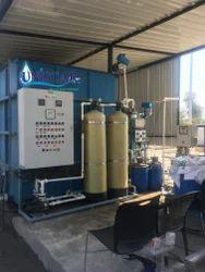 Compact Sewage Treatment Plant