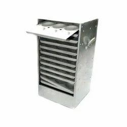 Aluminium Idli Steamer