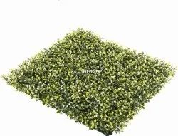 Artificial Green Hedge Wall