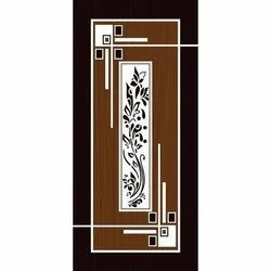 Laminate Digital Print PVC Door
