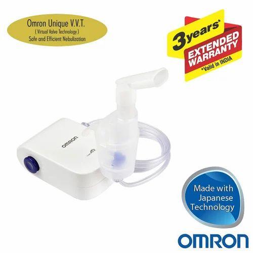 Rossmax Omron Compressor Nebulizer NE-C803, Veterinary Purpose