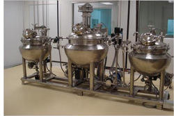 Gel / Ointment /Cream manufacturing Plant