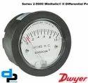 Dwyer 2-5000-1KPA Minihelic II Differential Pressure Gauge 0-1KPA