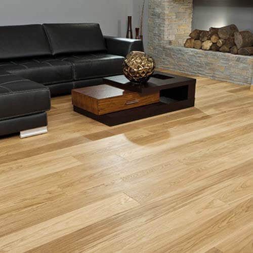 Hardwood Pre Laminate Flooring At Rs 115 Square Feet Wood