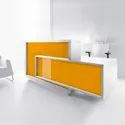 Orange Reception Table