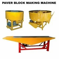 Interlock Tile Making Press