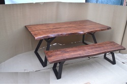 sk arts Standard Height Dining table, For Hotel