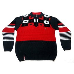 Full Sleeves  Boys Woolen Sweater