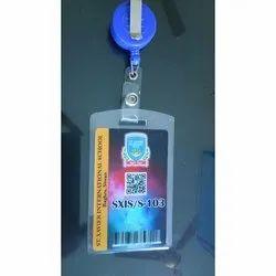 PVC Rectangular Voter Id Card, NXG Online Center   ID