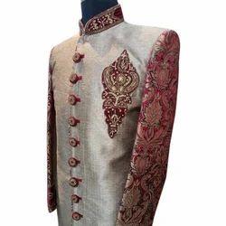 Banarasi Designer Wedding Sherwani