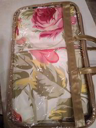 Printed Double Bed Dohar Set