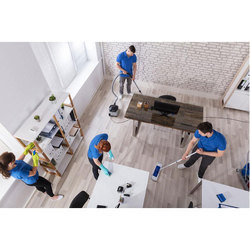 Home Cleaning and Sanitization Service