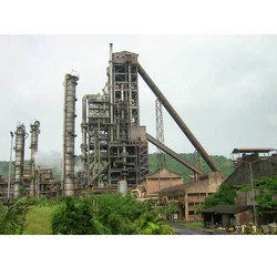 Gas Based HYL DRI Plant