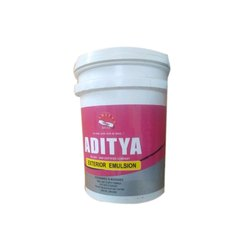 Aditya Exterior Emulsion Paint, Packaging Type: Bucket
