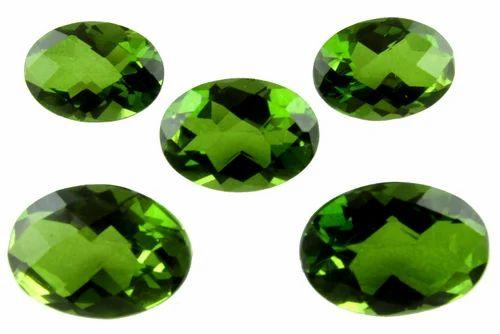 Color Quartz Doublet Loose Gemstone