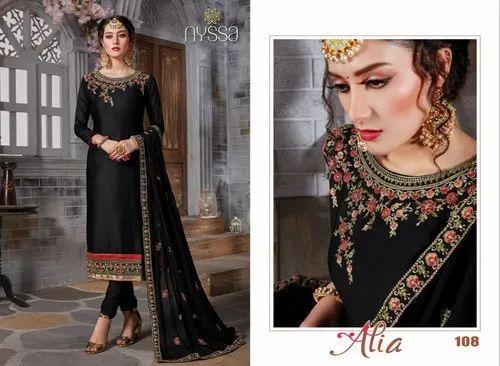 be5ea6aec7 NYSSA Ladies Salwar Kameez - NYSSA Ladies Designer Salwar Suit ...