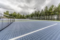 Tennis Outdoor Courts Flooring
