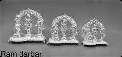 Sterling Silver Ram Darbar