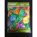 Colourful Polka Dot Balloons