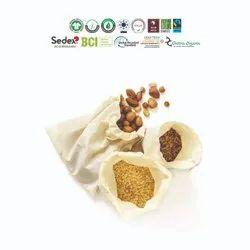 Bio Cotton Cereals & Pulses Bag