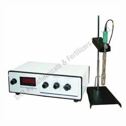 DIGITAL PH METER TABLETOP
