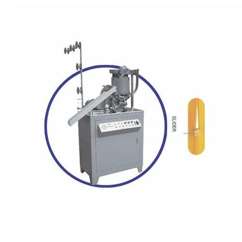 Auto Invisible Slider Mounting Machine