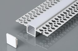 Trimless Led Aluminium Profile