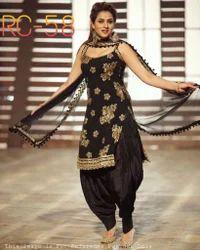 Punjabi Patiyala Dress