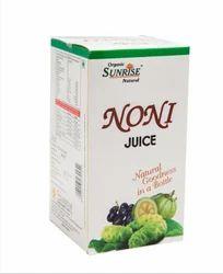 third party contract manufacturer of Organic Noni Juice ( Morinda citrifolia ) HSN CODE- 2009