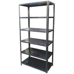 Slotted Angle Rack or Metal Rack or Industrial rack