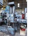 Manual Wotan B-85 Horizontal Boring Mill