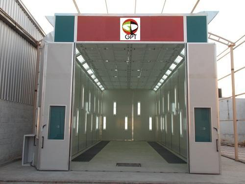 Spray Paint Booth - Spray Booth Exporter from New Delhi