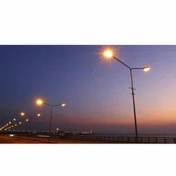 Smart Street Light Surveillance System