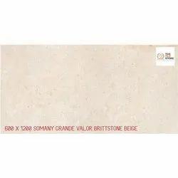 600 x 1200 SOMANY Grande Valor Brittstone Beige