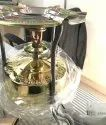 Brass Burn Stove
