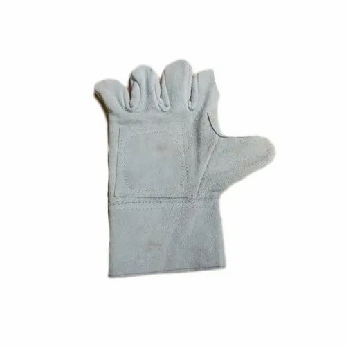 Safety Grey Hand Gloves For Industrial Use