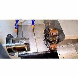 CNC Lathe Machine Service, Client Side