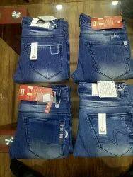 Regular Fit Casual Wear Men Jeans, Age Group: 30