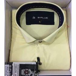 B Plus Cotton Formal Shirt