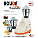 Rollon Domestic Mixer Grinder, Capable Of Grinding Whole Turmeric